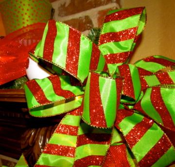 More Simple Christmas Decor…