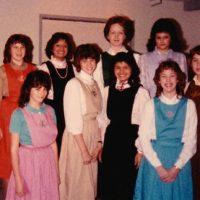 Women's Ministry Memories!