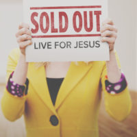 Sold Out; Live For Jesus! (Author Blog Tour)