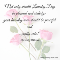 Tips and Inspiration for Laundry Day!