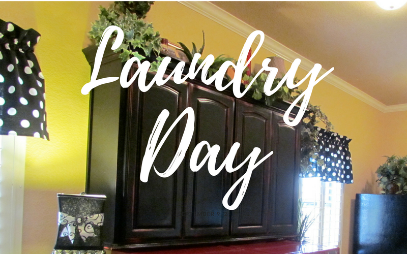 It's Laundry Day! Where Is Your Laundry Room?
