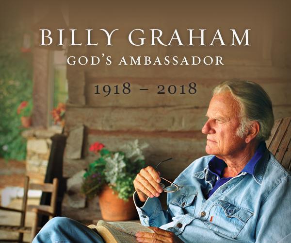 My Billy Graham Story…
