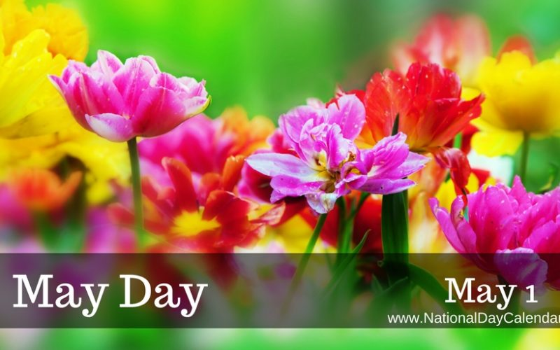 Wednesday Medley – May Day