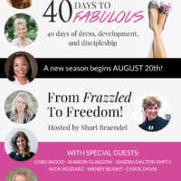 40 Days To Fabulous!
