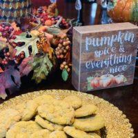 Ashely Mac's Pumpkin Snickerdoodles
