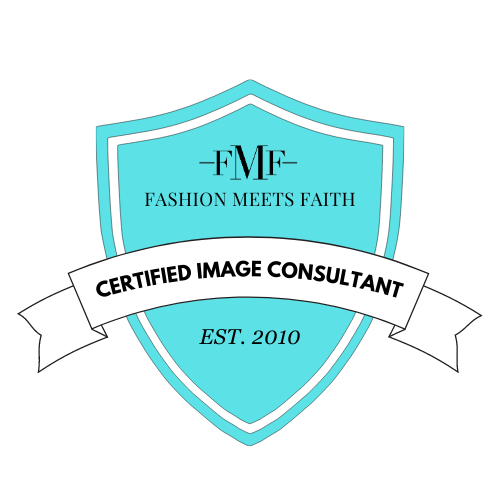 badge for fashion meets faith certified image consultant