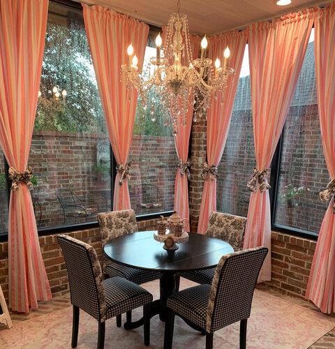 When All Else Fails…..Design a Tea Room!